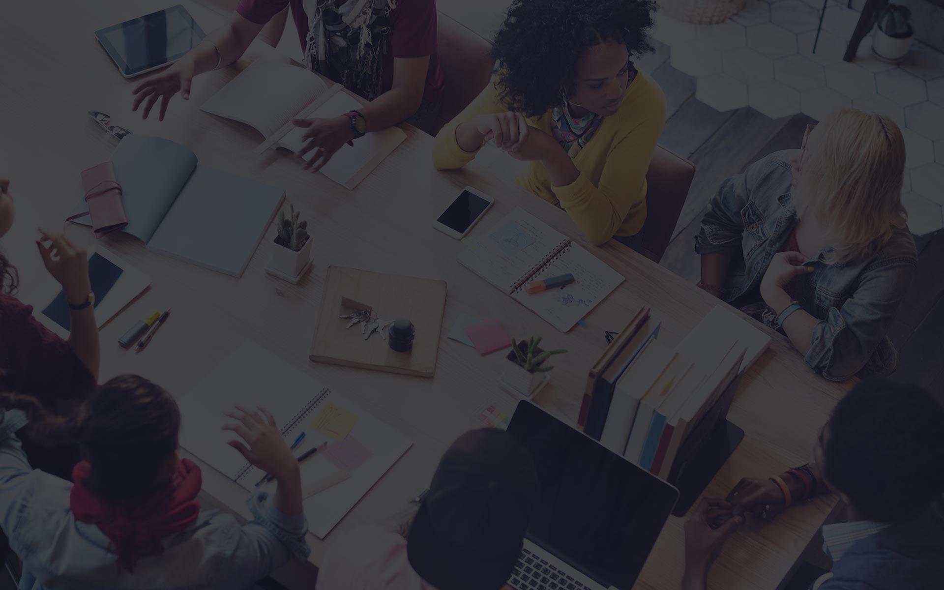 PushPolitics Online Advocacy - Digital Engagement - Teamwork & Cooperation